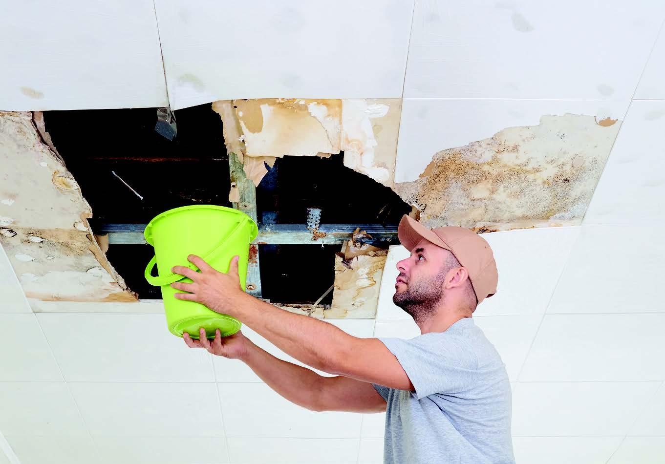 N°9] - Dégâts des eaux , comment trouver les fuites à moindre frais