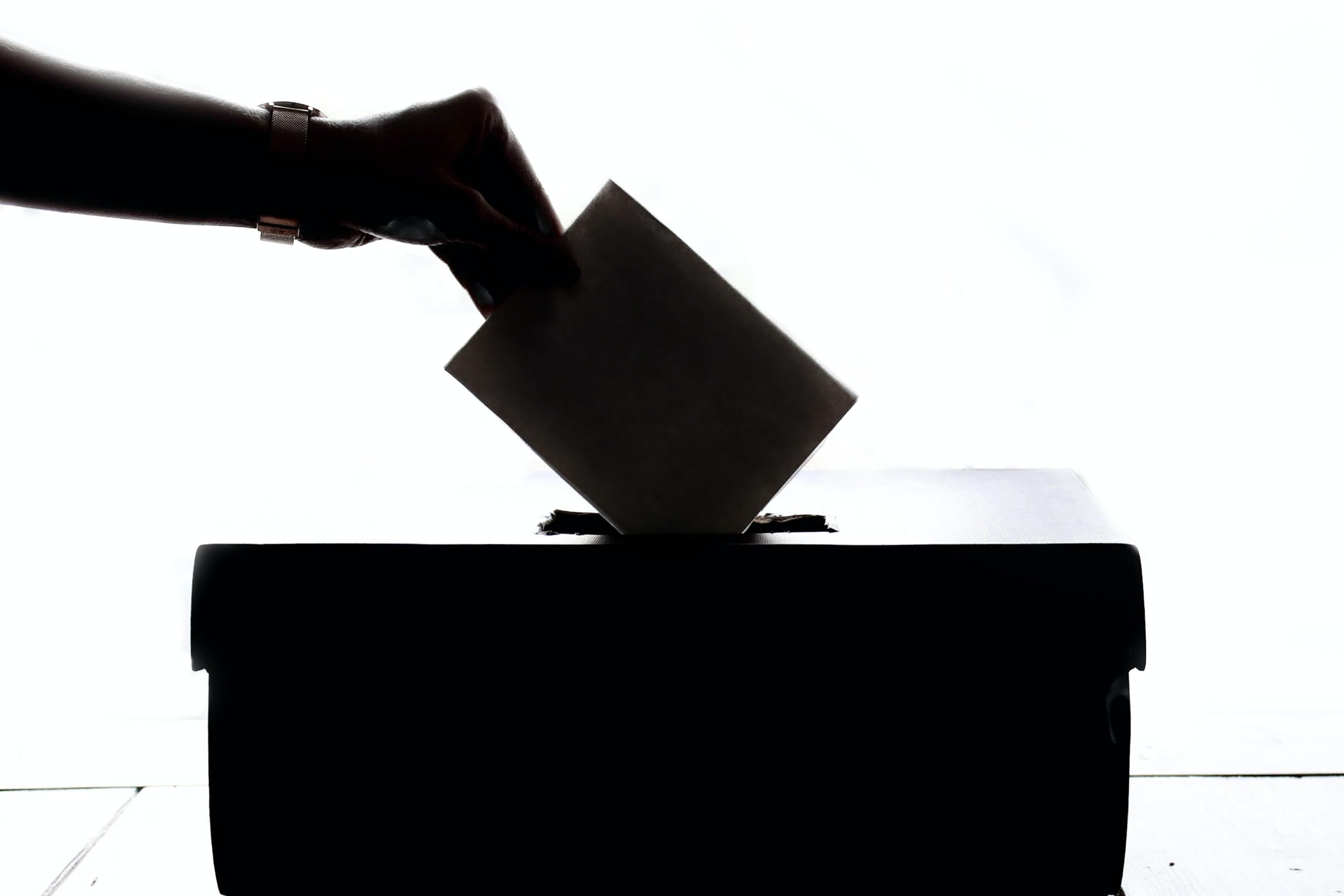 Vote par correspondance