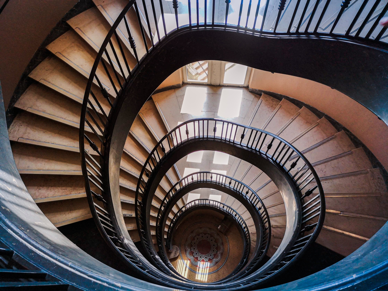 parties communes escalier