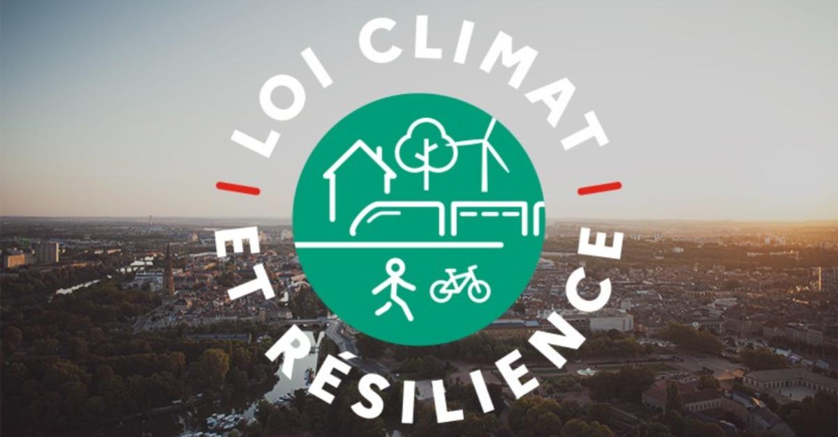 Copropriété - loi climat et résilience