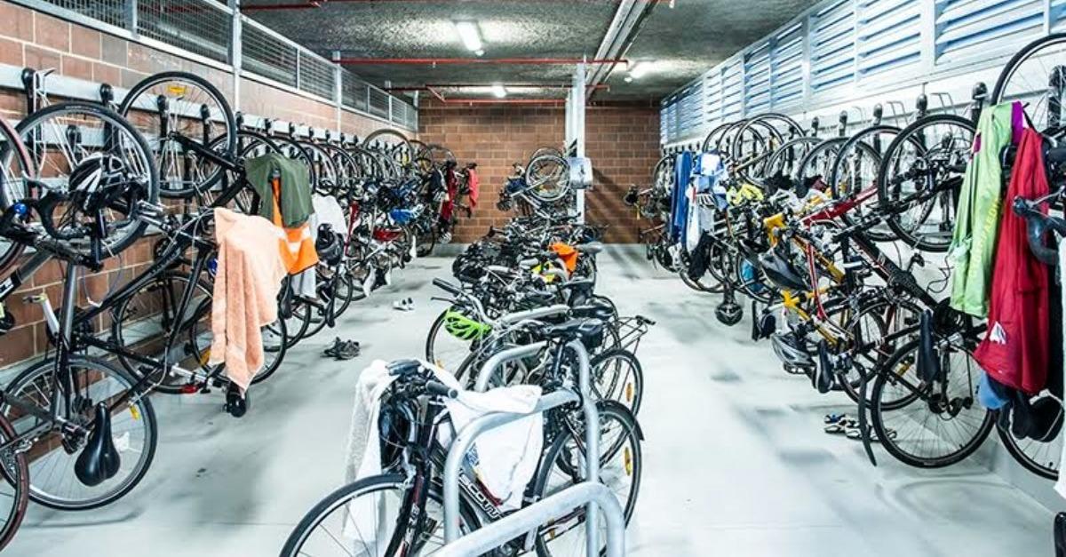 copropriété - local à vélo
