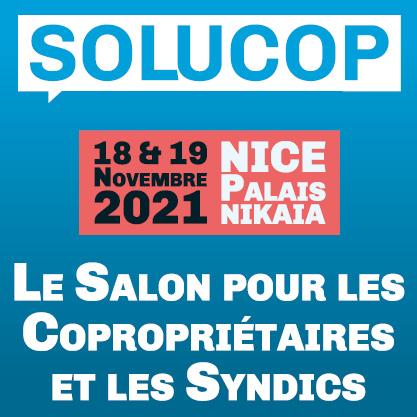 Salon de la copropriété Nice 2021