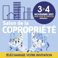 Salon de la copropriété Paris 2021