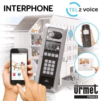 Urmet Interphone