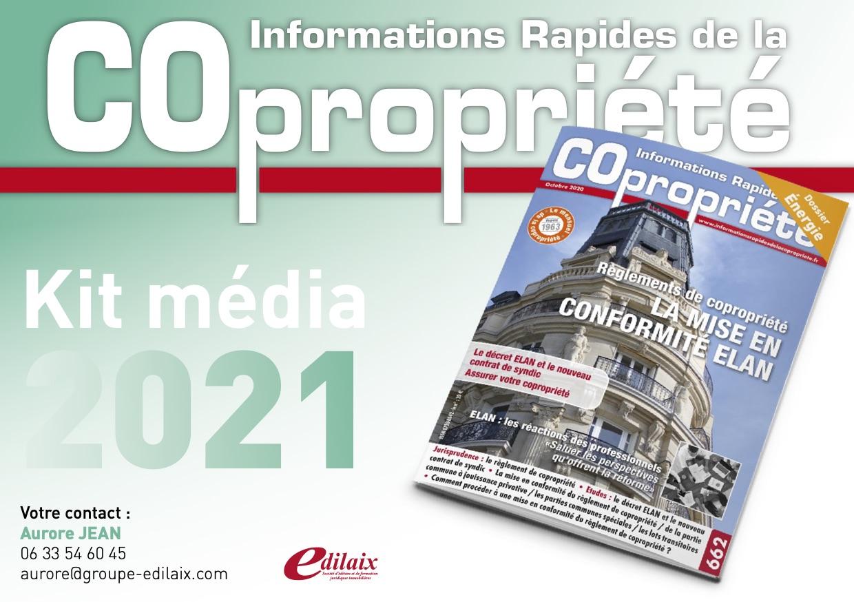 Kit media IRC 2021