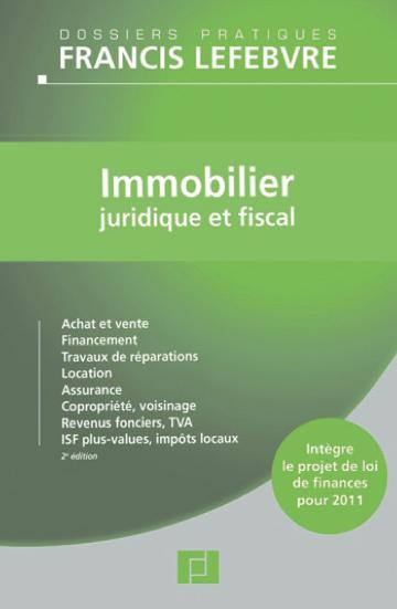 Editions Francis Lefebvre Collection Dossiers Pratiques Pour Sa Deuxieme Edition Cet Ouvrage